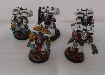 Army, Finished, Showcase, Space Marines, Vanguard Veterans, White Scars
