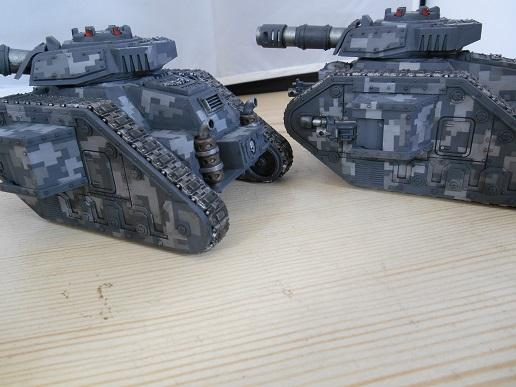 Armored Company, Army, Astra Militarum, Digital Camo, Finished, Imperial Guard, Leman Russ, Showcase, Tank, Urban