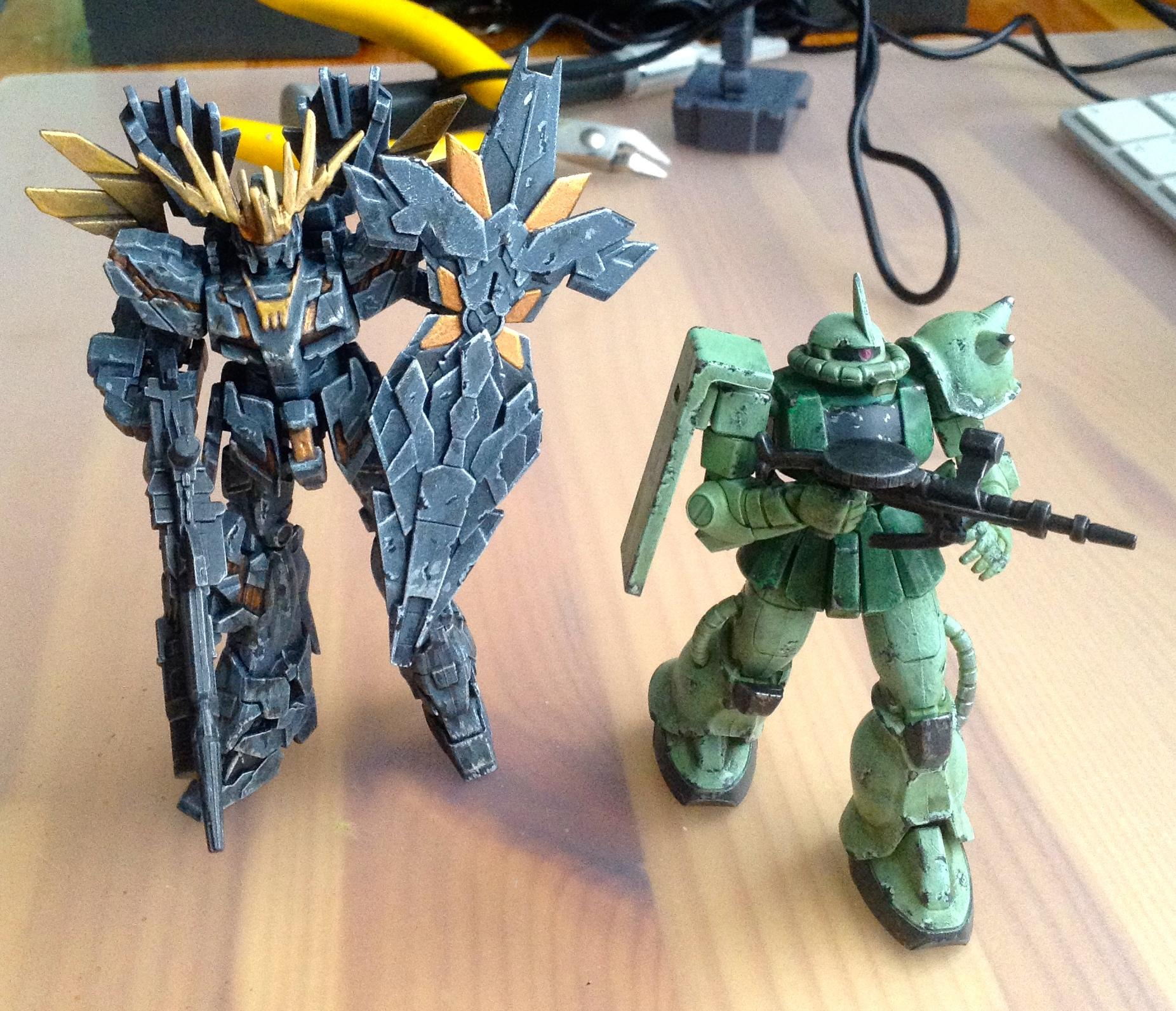 Bandai, Gundam, Riccardo Margarolo, Robot