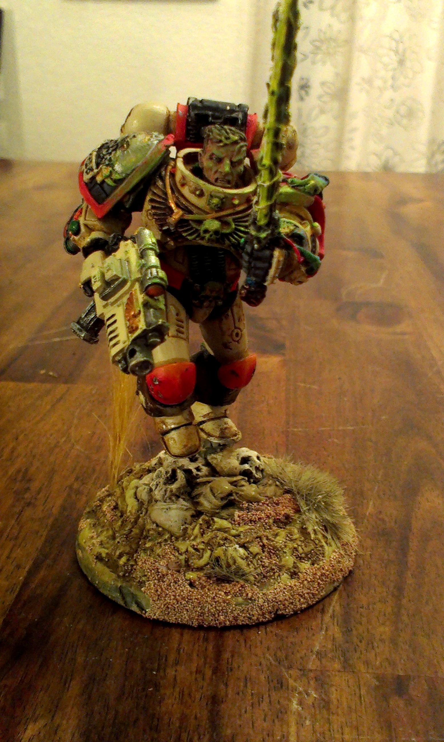 Space Marien 70mm, Death Angels Chapter