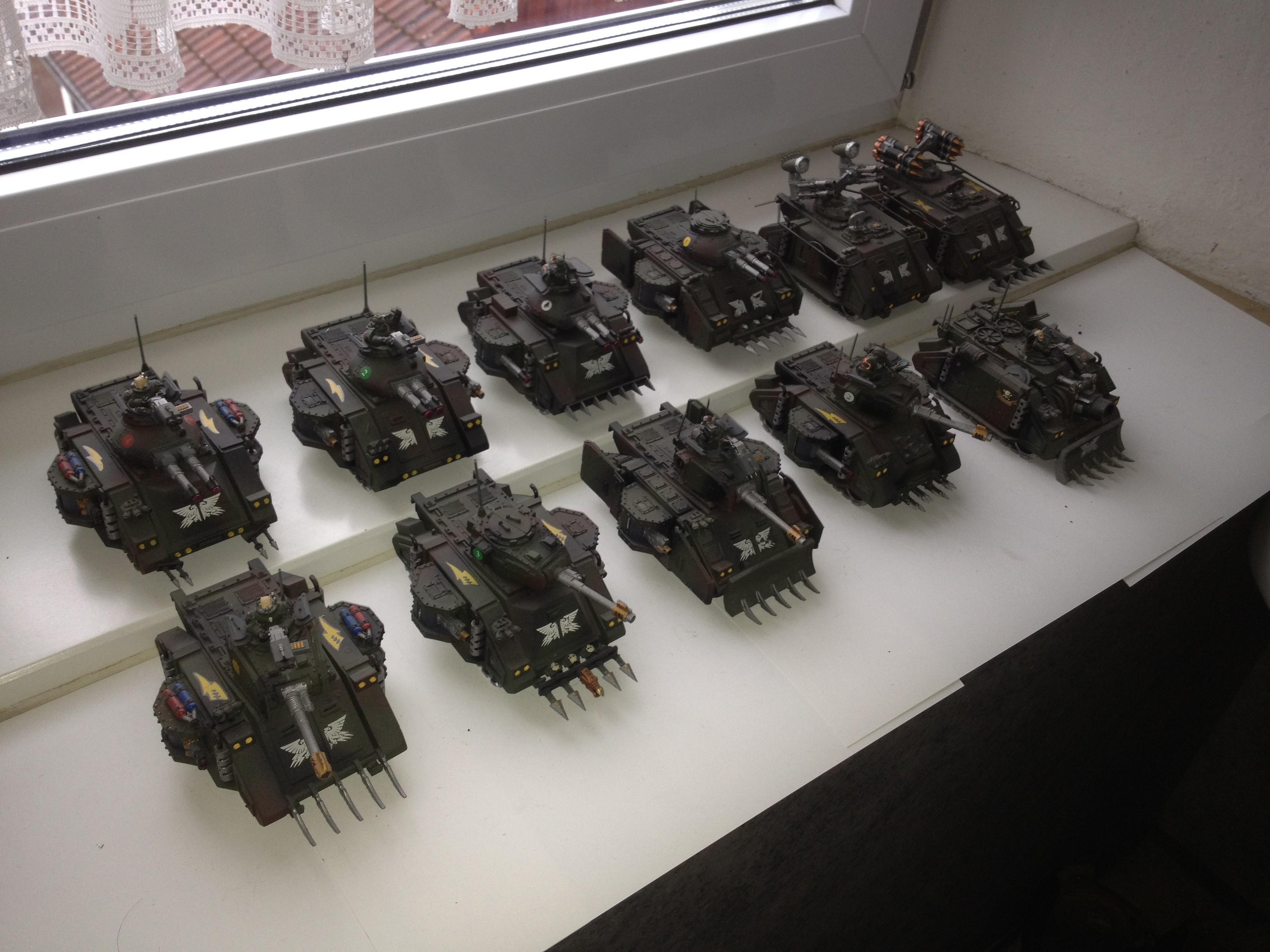 Army, Warhammer 40,000