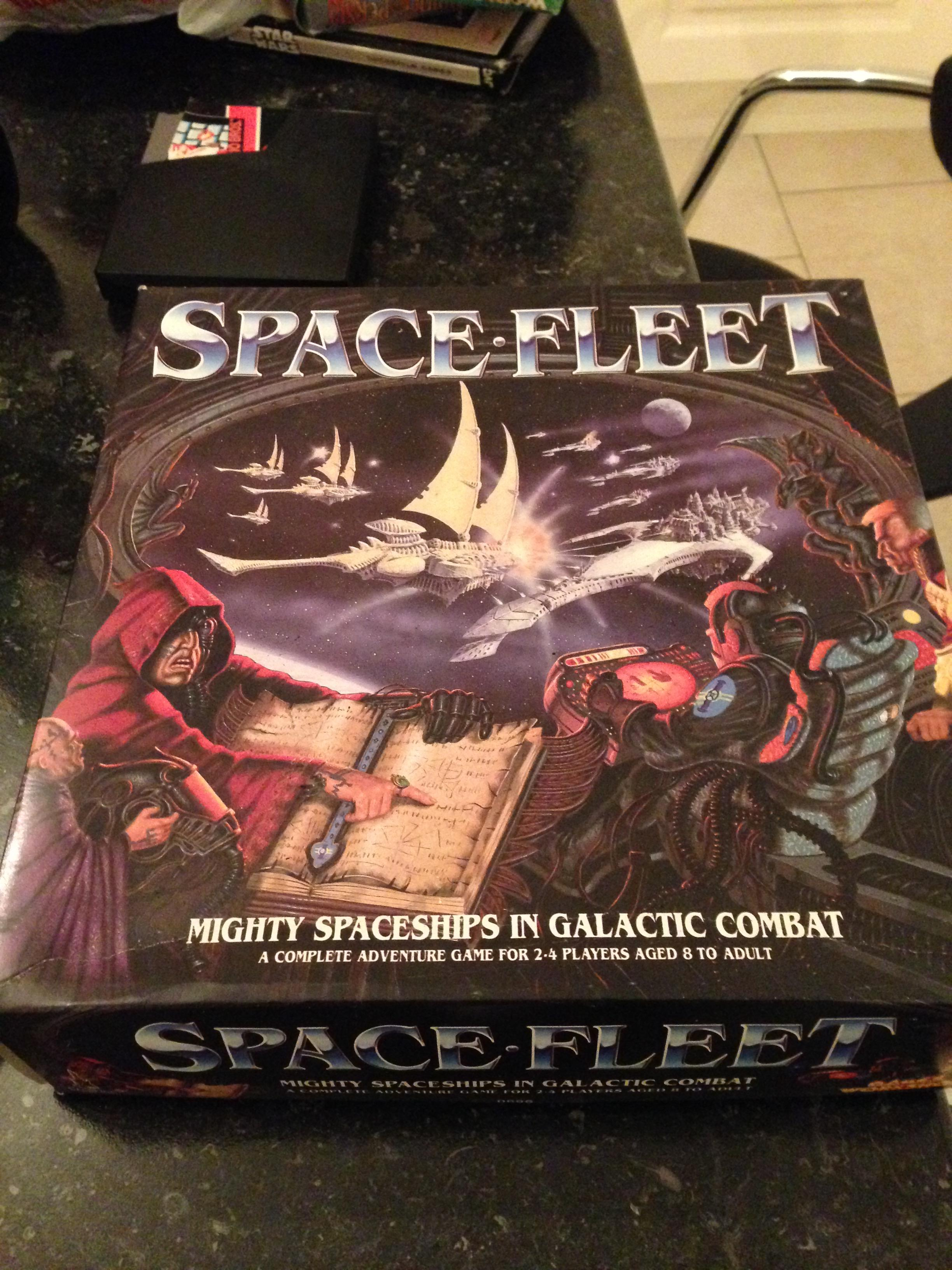 Battlefleet Gothic, Spacefleet