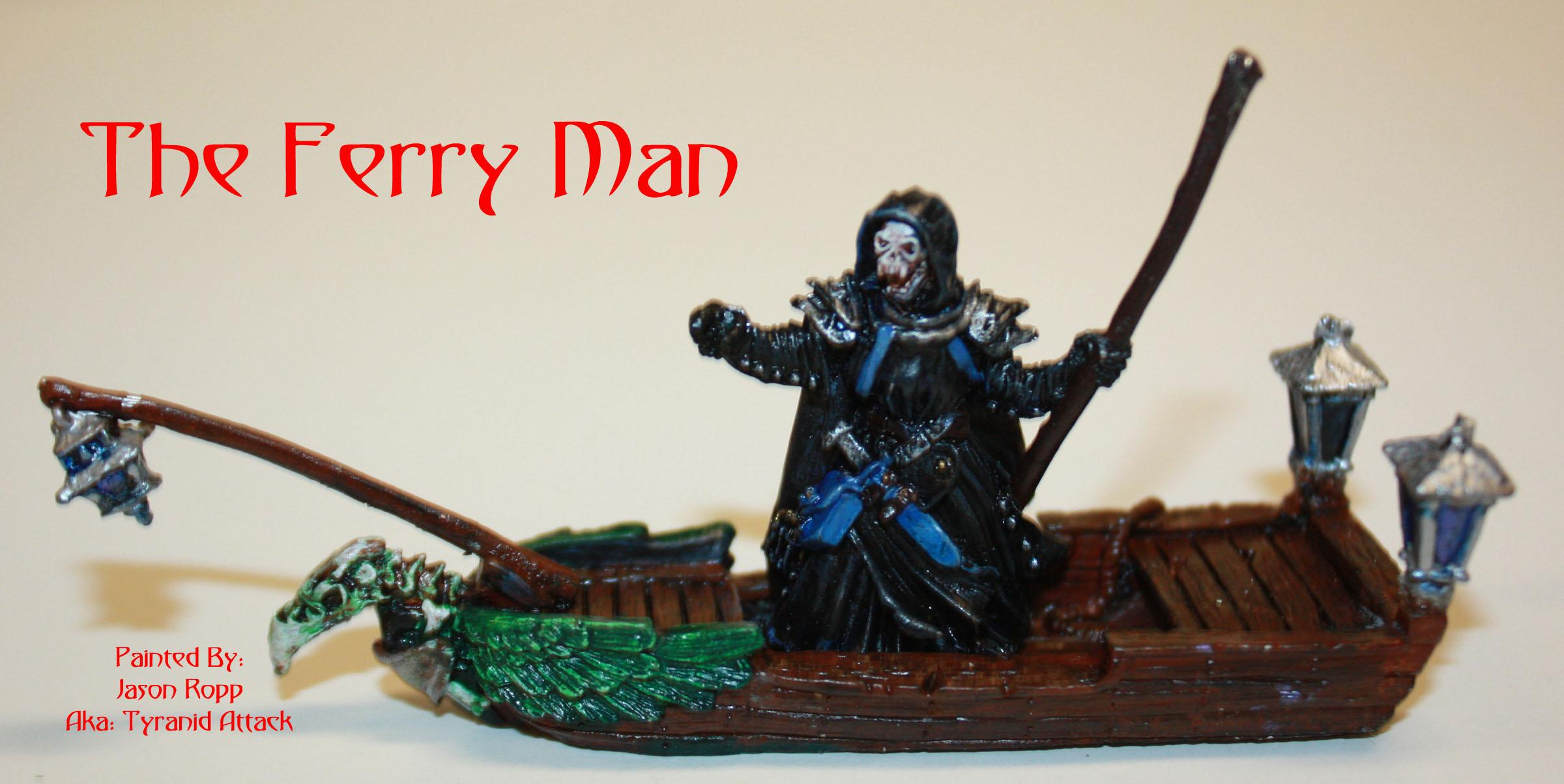 28mm, Boat, Death, Doom, Dragon, Dungeons And Dragons, Fairy Tale, Grim Reaper, Quest, Warhammer Fantasy