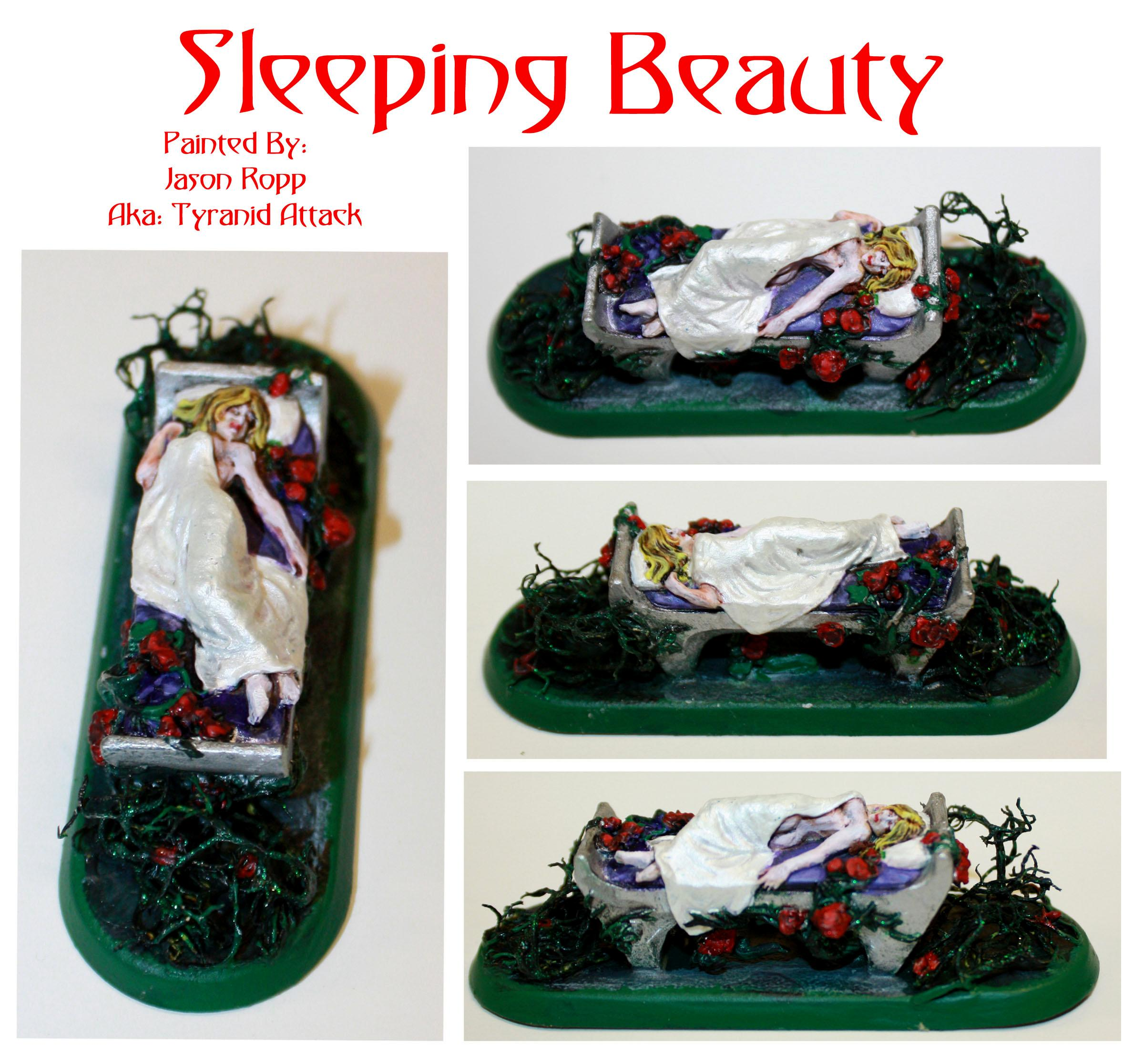 28mm, Boat, Death, Doom, Dragon, Dungeons And Dragons, Fairy, Fairy Tale, Grim Reaper, Grimm, Miniatures, Nude, Quest, Sleeping Beauty, Warhammer Fantasy