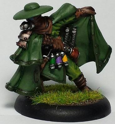 Alchemist, Assassin, Gorman, Warmachine