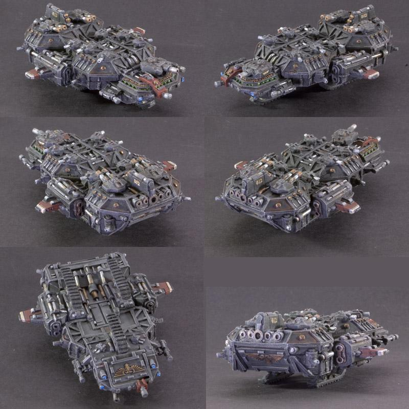 Drop Ship, Epic, Space Marines