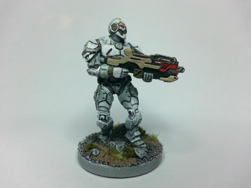Deadzone, Enforcer, Mantic