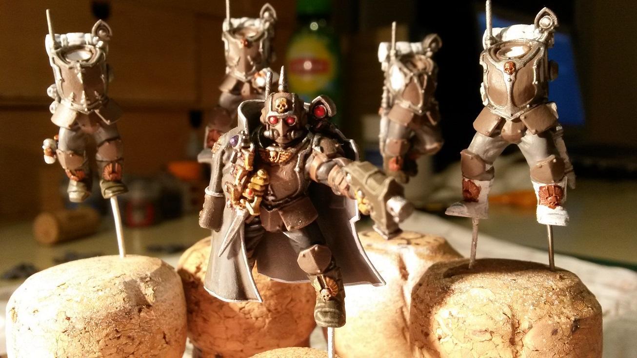 Am, Carapace Armour, Ccs, Guard, Imperial Guard, Scions