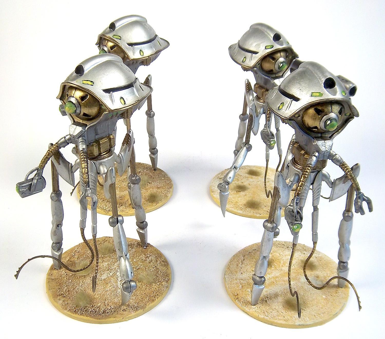 All, Front, Martian, Quiet, Tripod