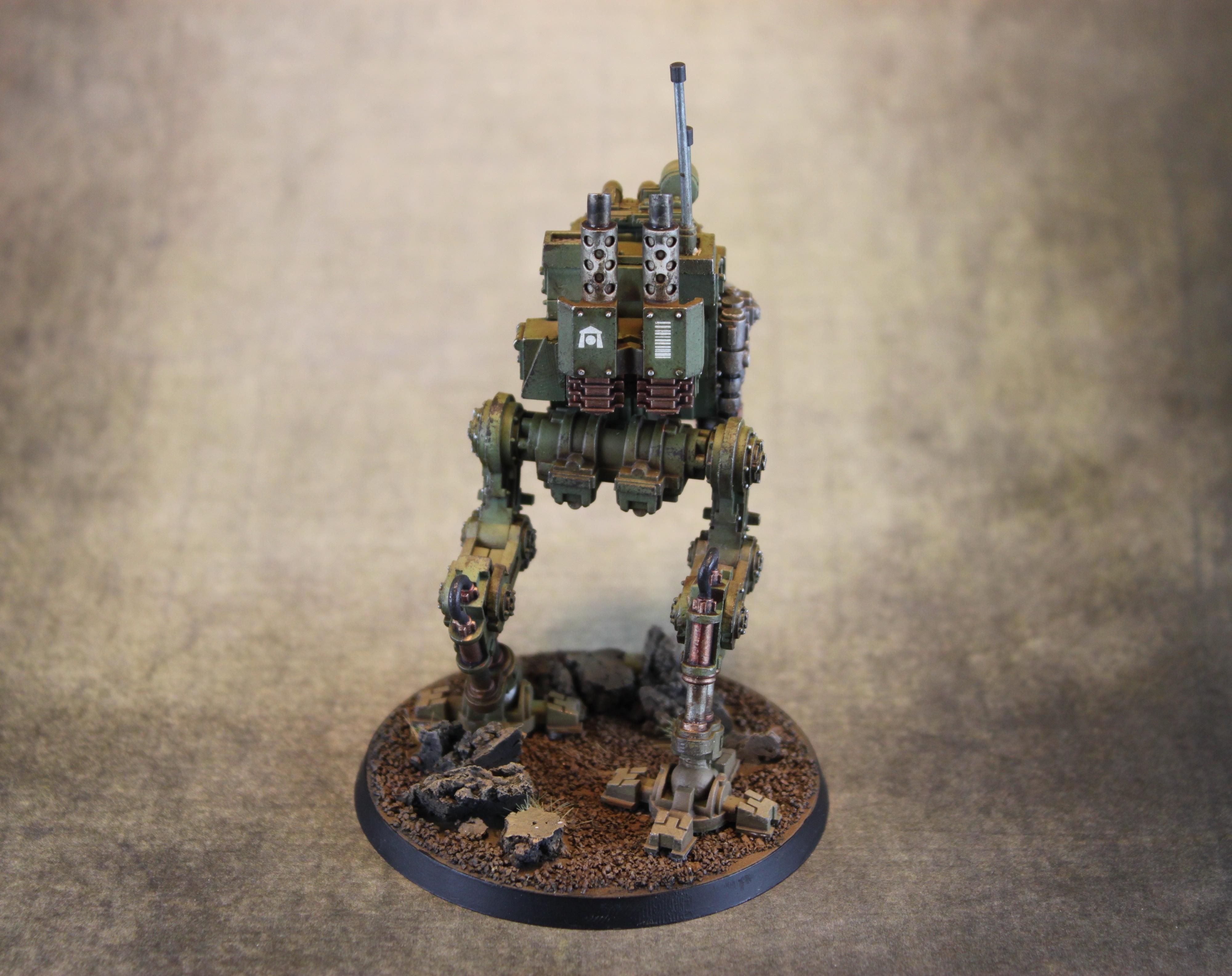 Astra Militarum, Imperial Guard, Sentinel