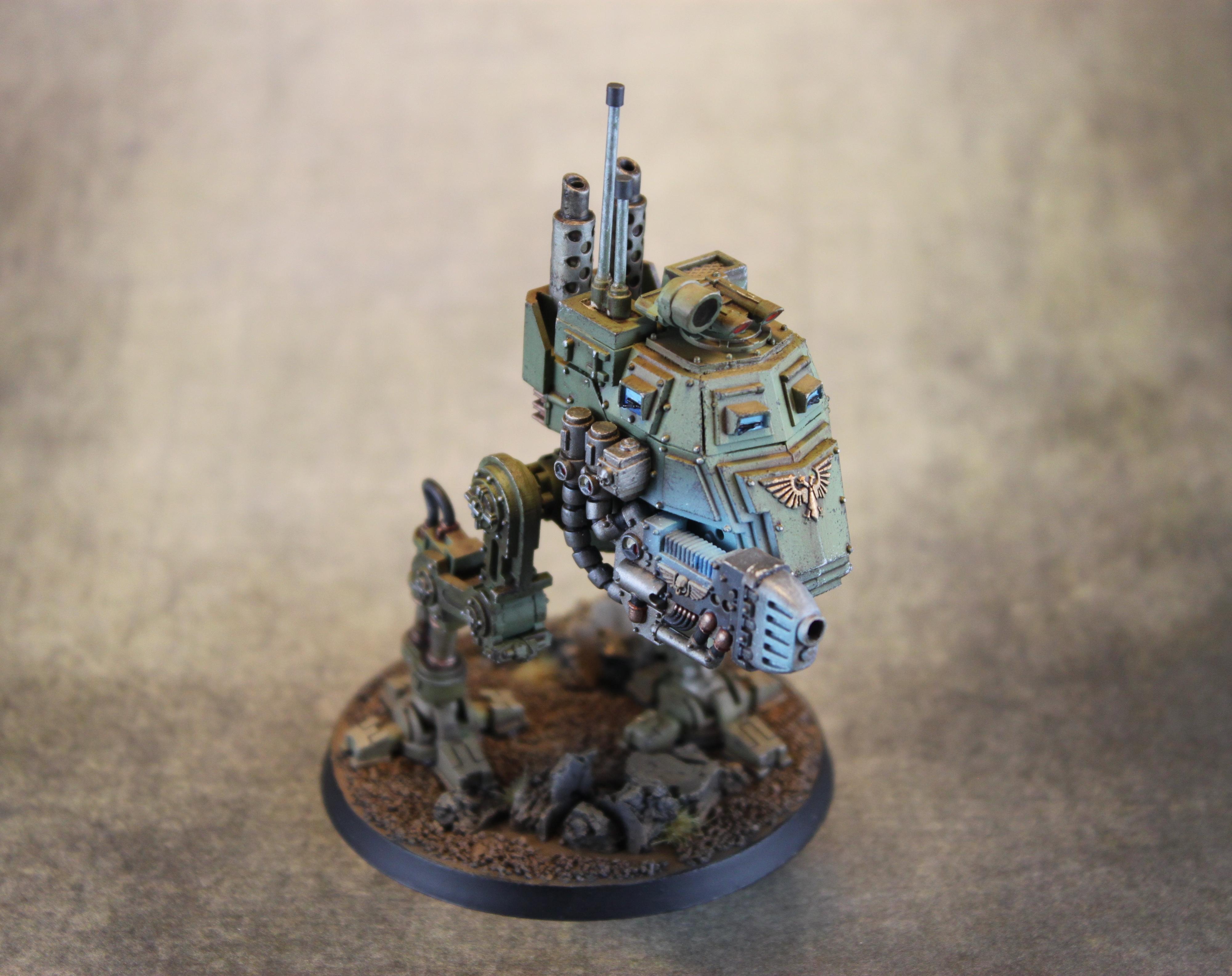 Astra Militarum, Sentinel