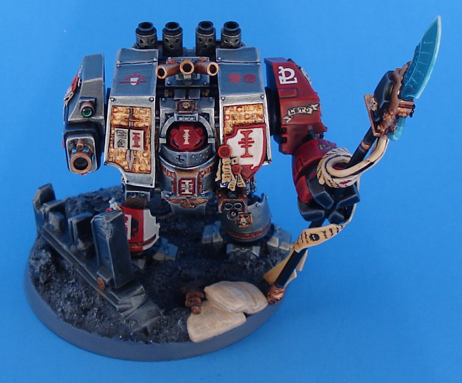 Dreadnought, Grey Knights, Inquisition, Venerable