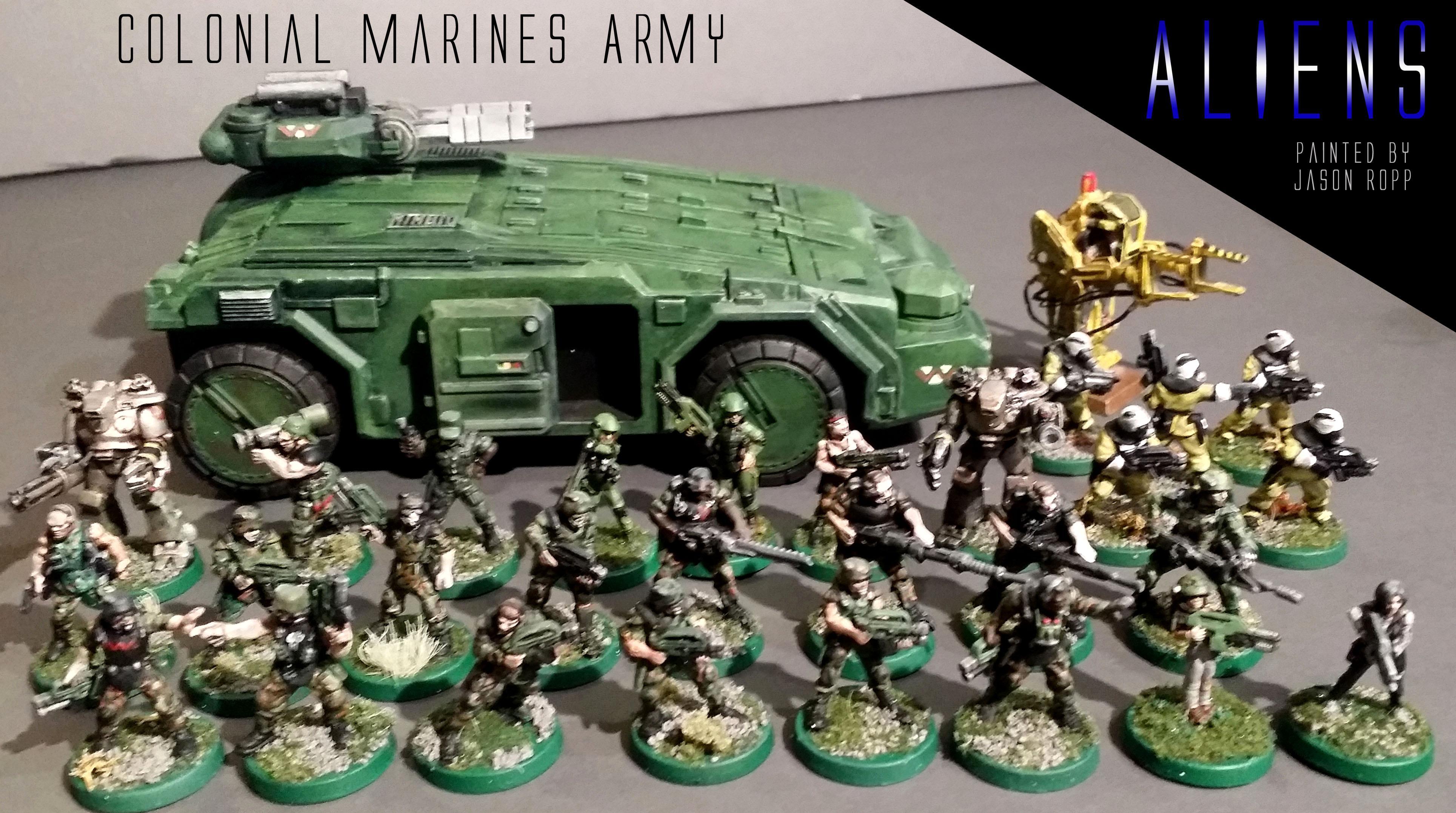 Alien, Aliens, Army, Avp, Colonial Marines, Hasslefree, Horrorclix, Miniaturem Miniatures, Newt, Pred, Predator, Prodos, Ripley