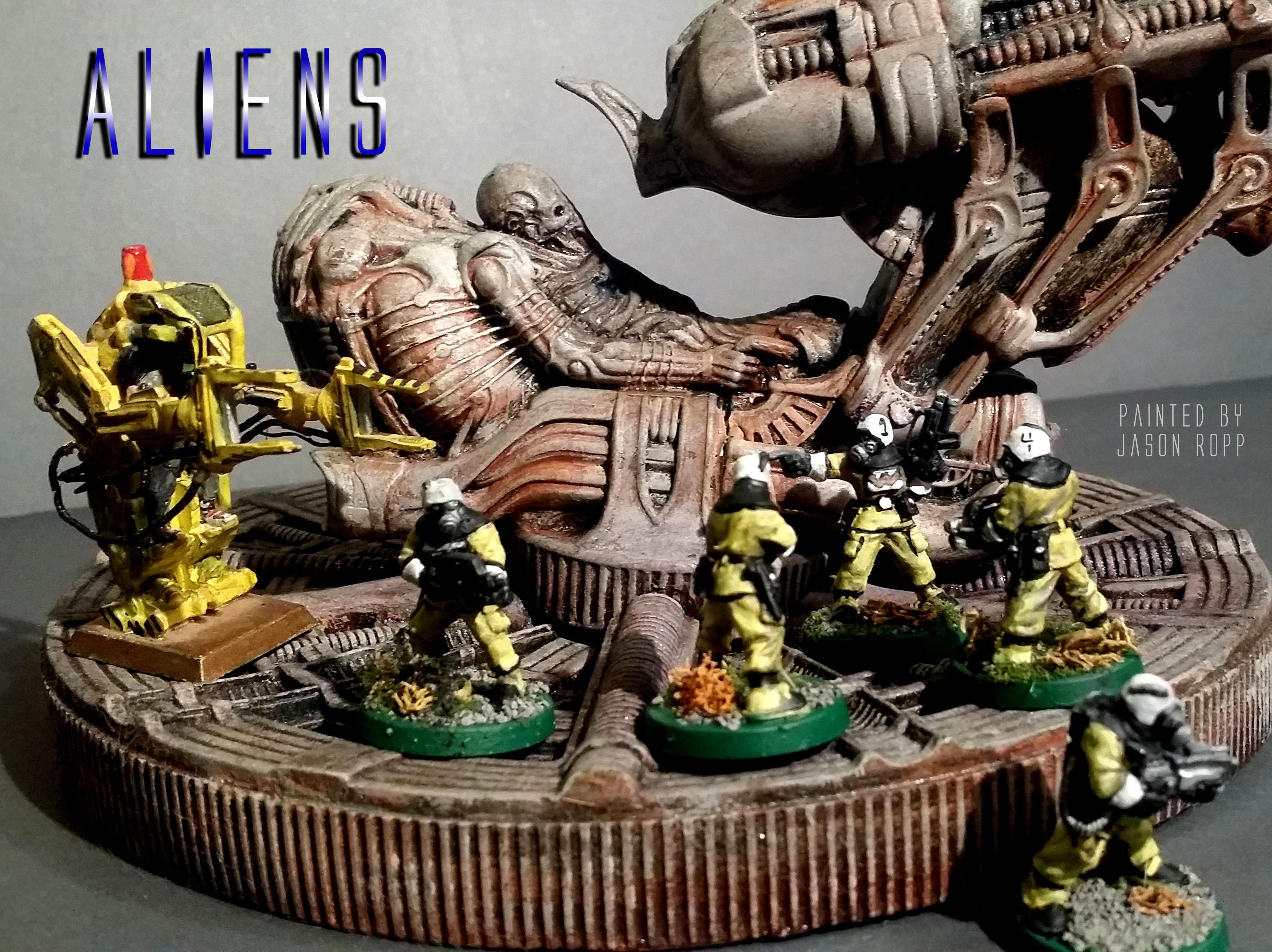 Alien, Aliens, Avp, Colonial Marines, Egg, Facehugger, Hasslefree, Horrorclix, Miniaturem Miniatures, Newt, Pred, Predator, Prodos, Ripley, Space Jocky, Wayland-yutani