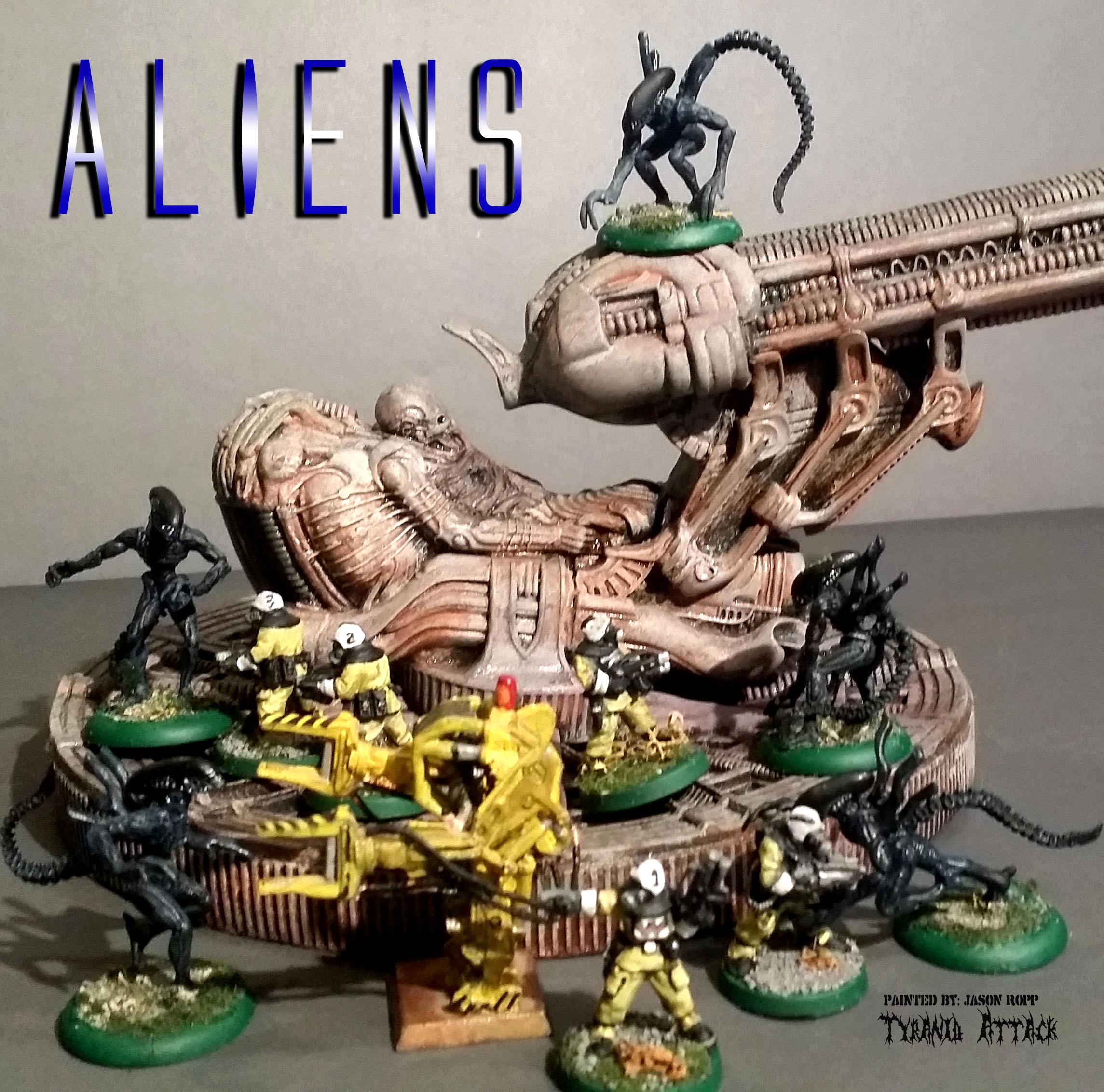 Alien, Aliens, Avp, Colonial Marines, Egg, Engeneer, Facehugger, Hasslefree, Horrorclix, Miniaturem Miniatures, Newt, Pred, Predator, Prodos, Prometheus, Ripley