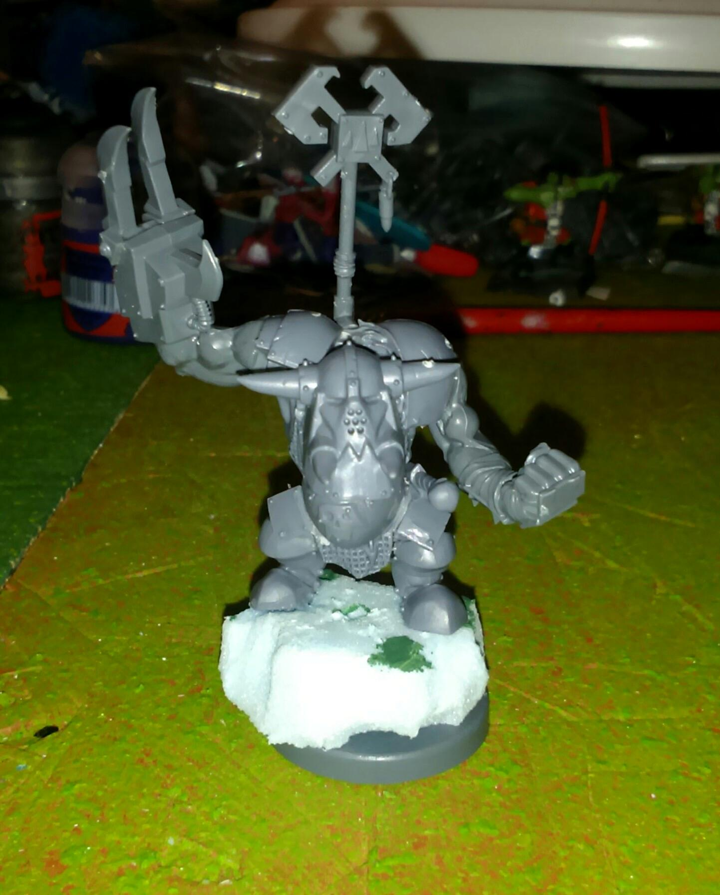 Conversion, Convertions, Orks