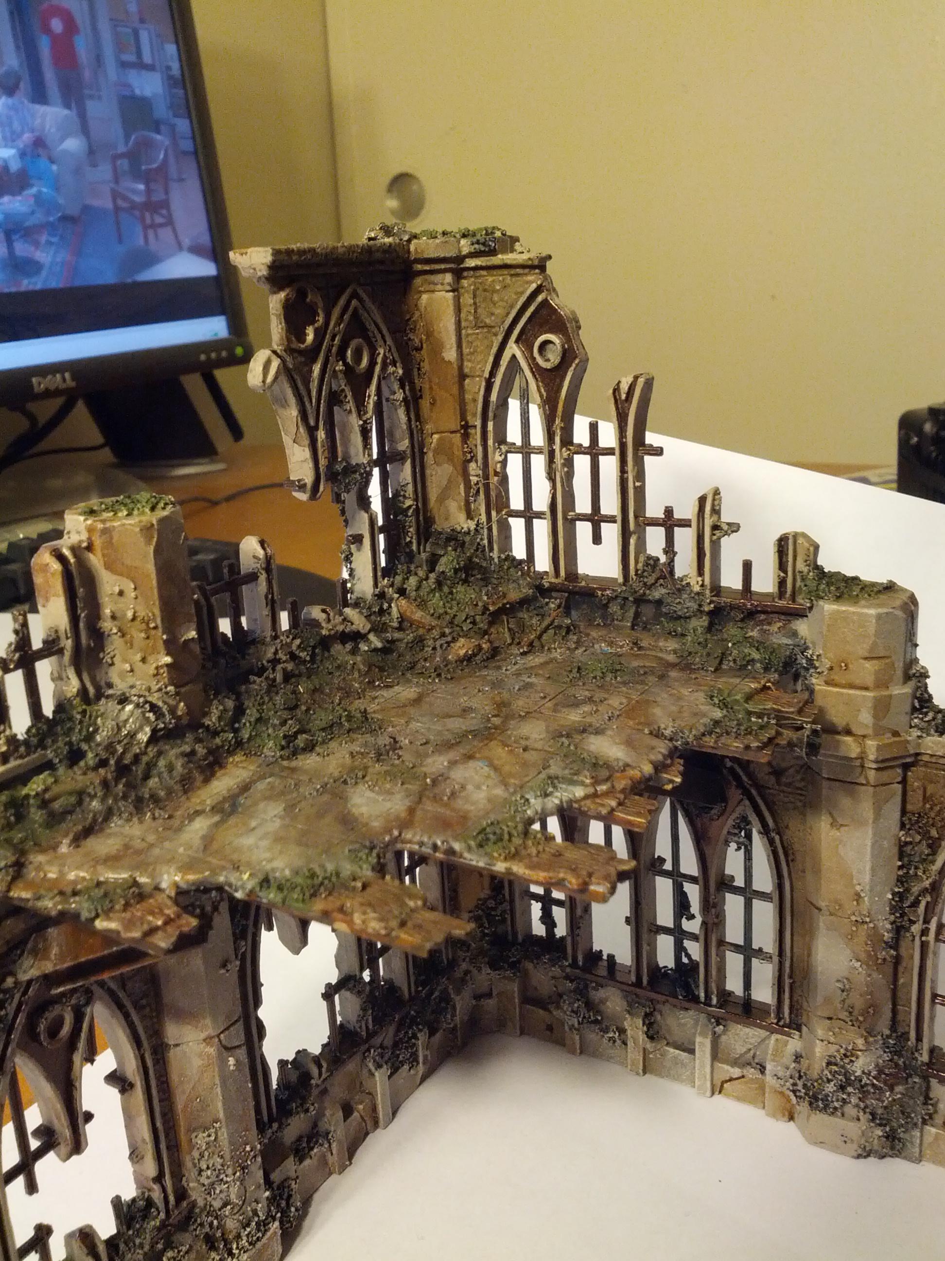 Imperial, Ruins, Warhammer 40,000