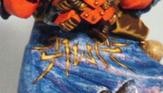 Celtic, Detail, Freehand, Non-Metallic Metal, Tribal