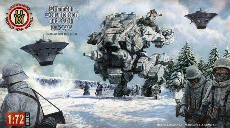 Diesel Punk, Mecha, Robot, Soviet, Walker, Wierd War Ii, World War 2