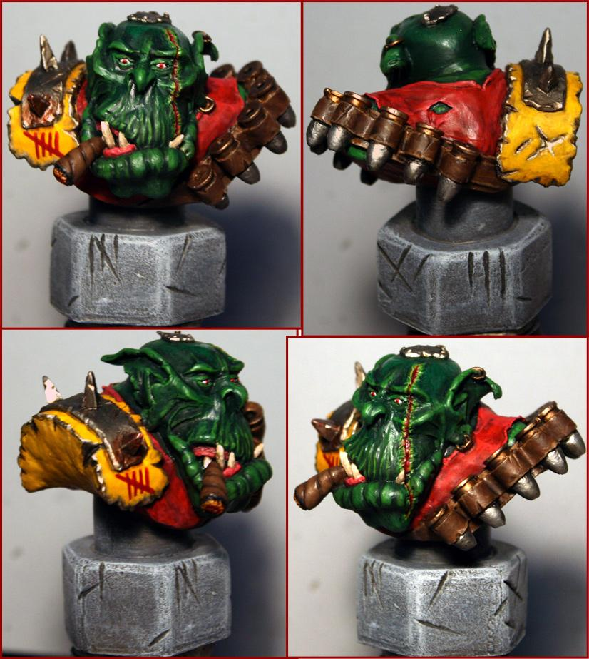 Ammo, Arkaal, Bust, Cigar, Hannibal, Orks, Scar, Smith