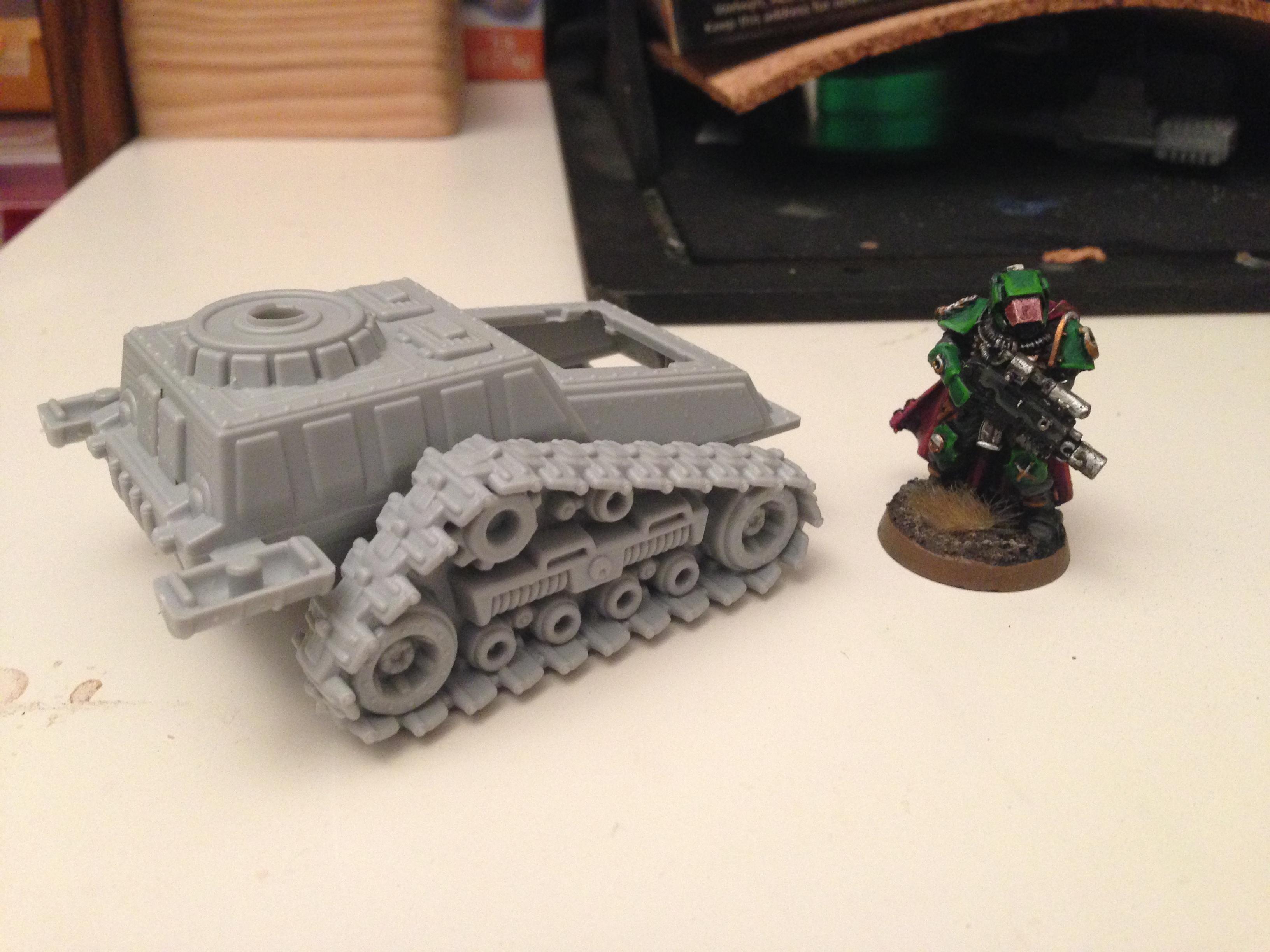 Robogear Varan Tank