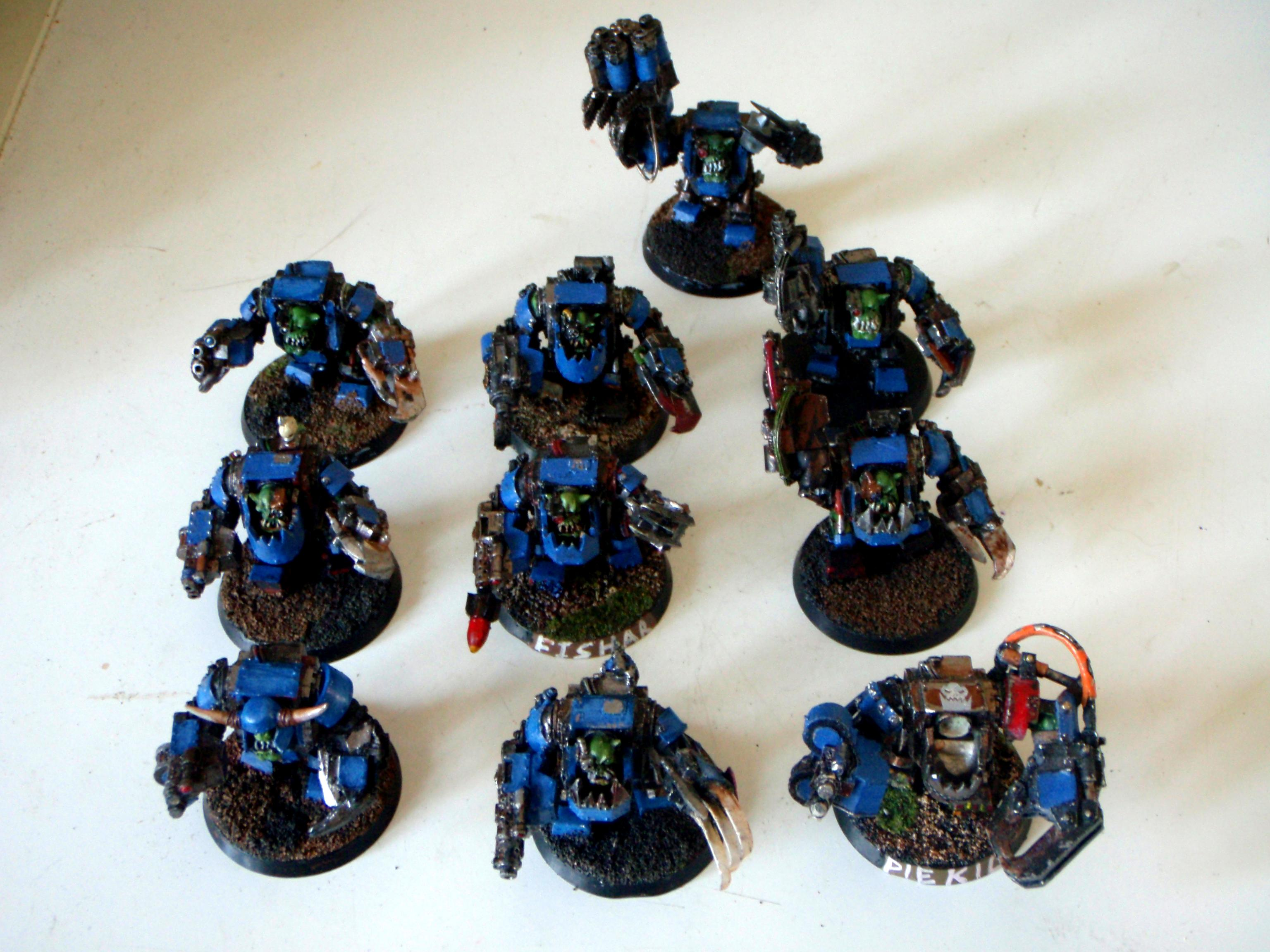 MANZ Blue boys