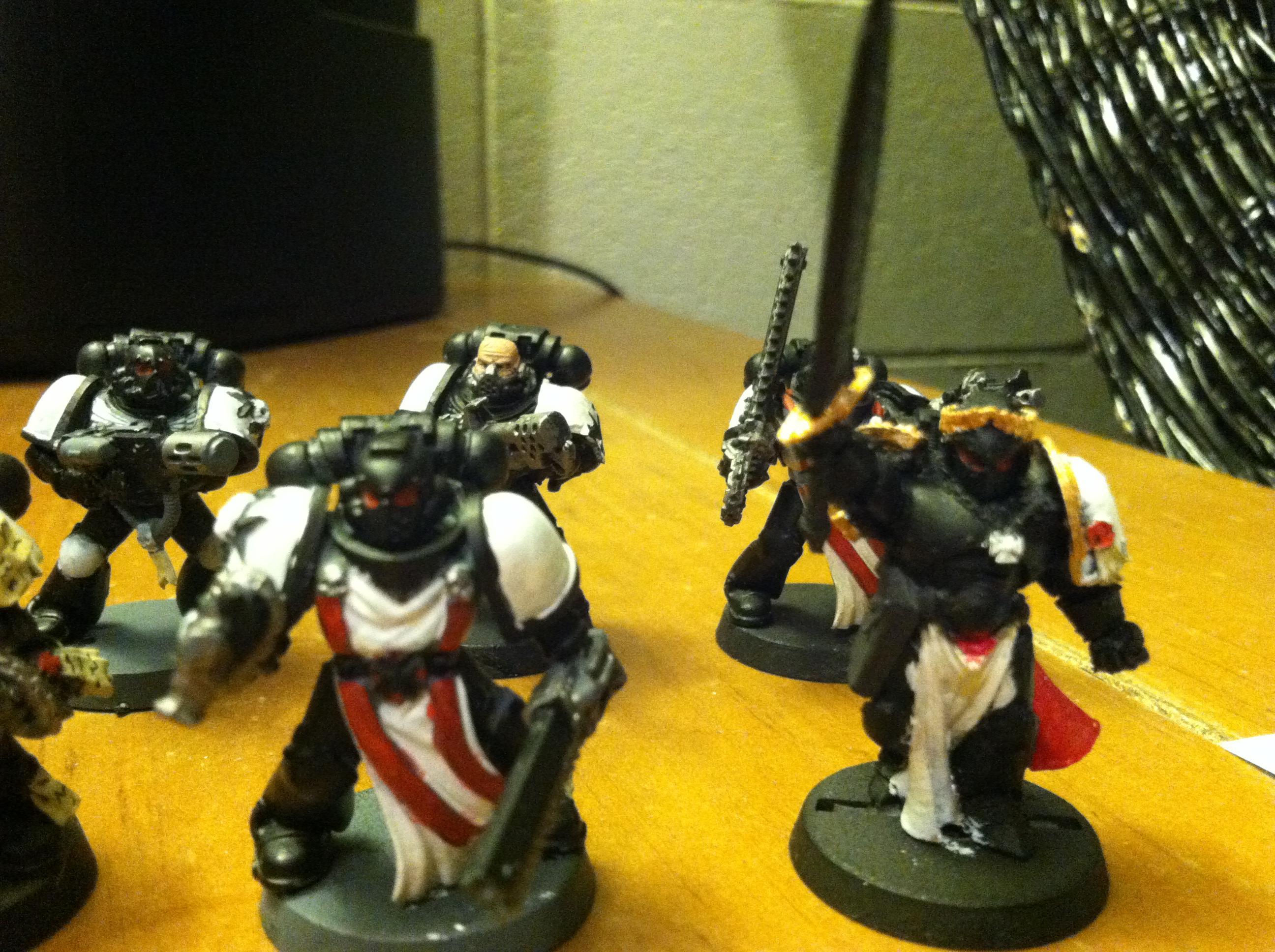 Black Templars, Templars
