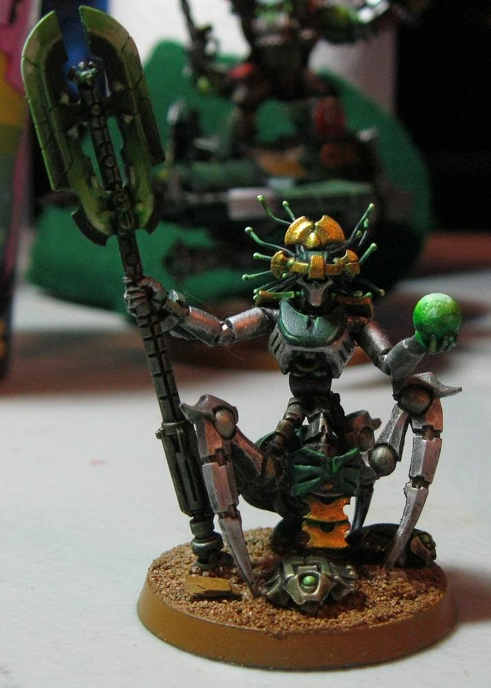Conversion, Female, Lady, Lord, Necrons, Orb, Scarabs