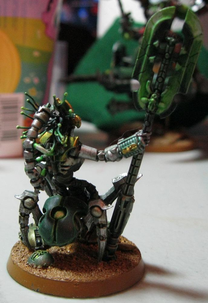 Female, Lady, Lord, Necrons