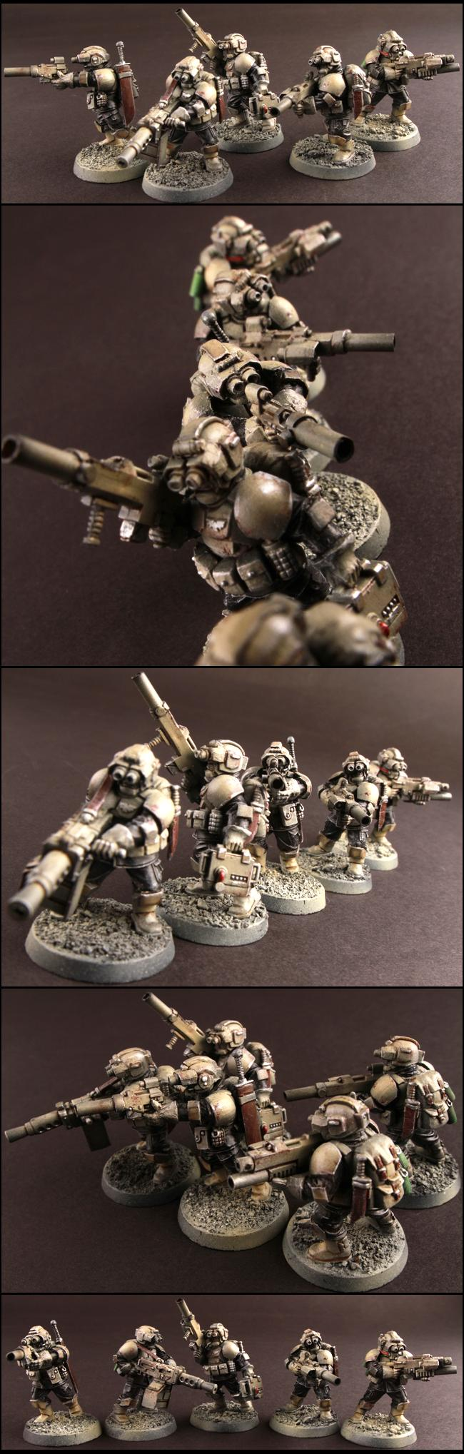 Cadians, Force, Guard, Imperial, Special