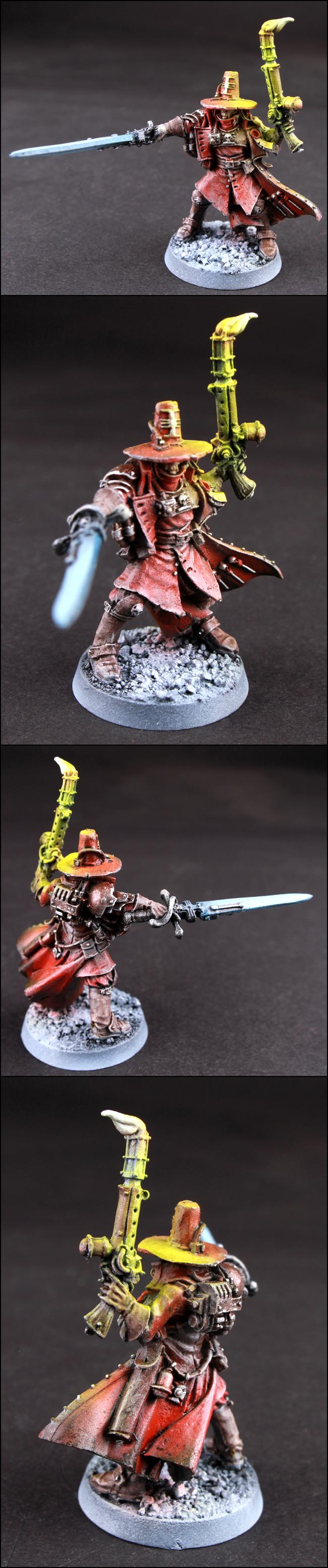 Inquisitor, Object Source Lighting, Ordo Heredicus, Witch Hunters