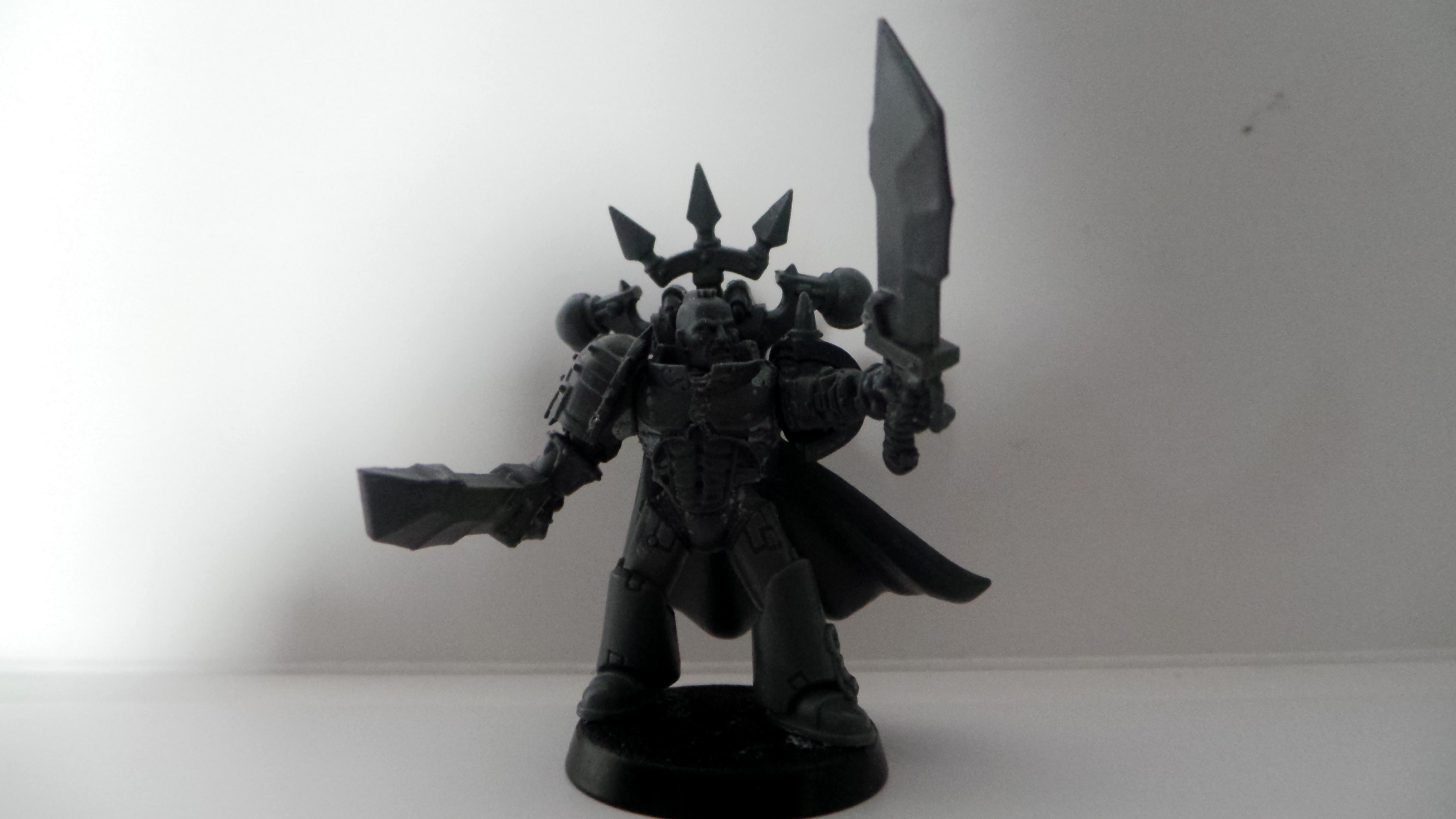 Chaos Space Marines, God Of War, Khorne