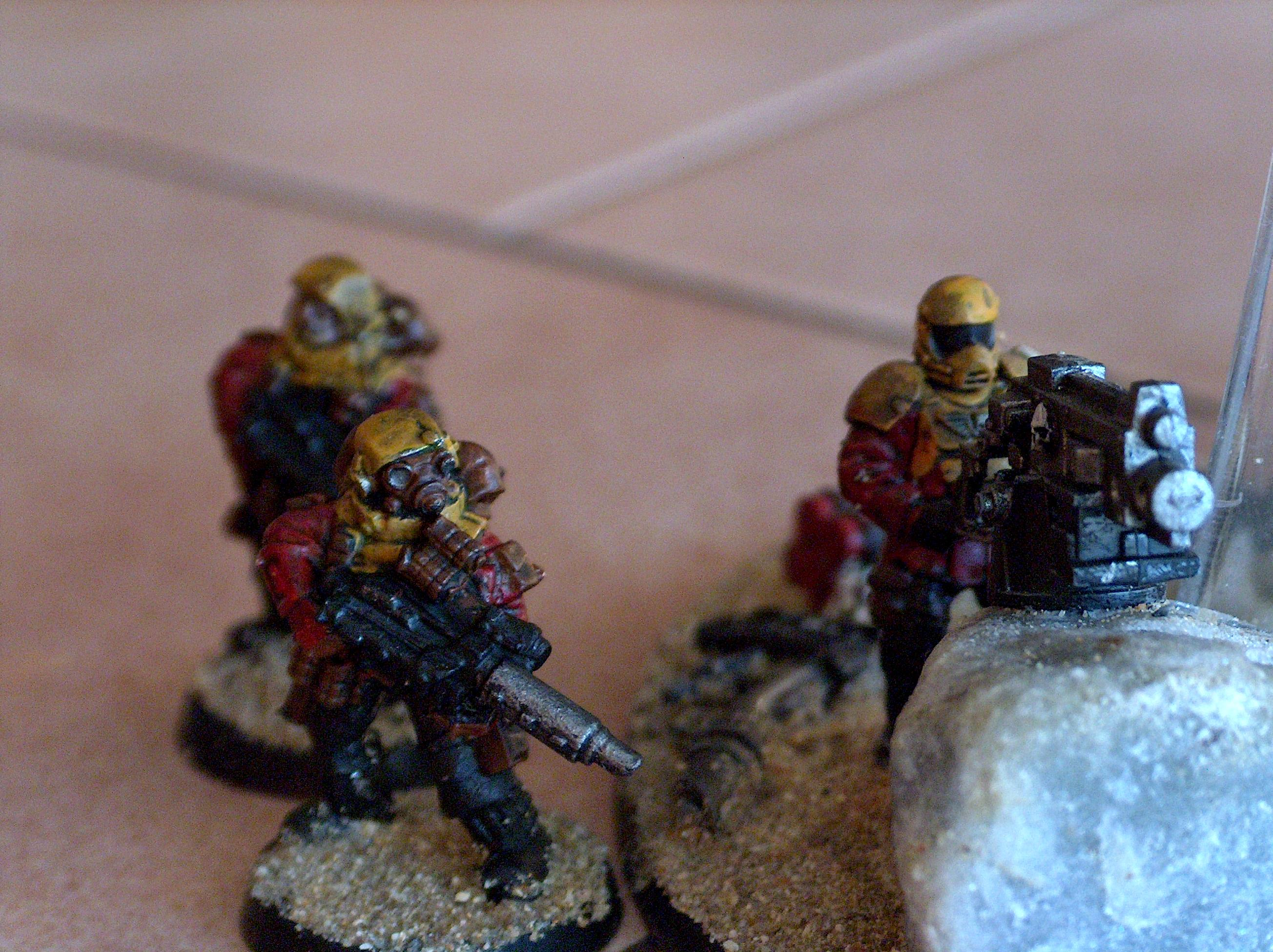 Imperial Guard, Stormtrooper, Valkyrie, Warhammer 40,000