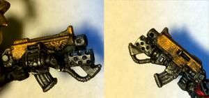 Combi-bolter, Combi-flamer, Conversion, Space Marines, Warhammer 40,000