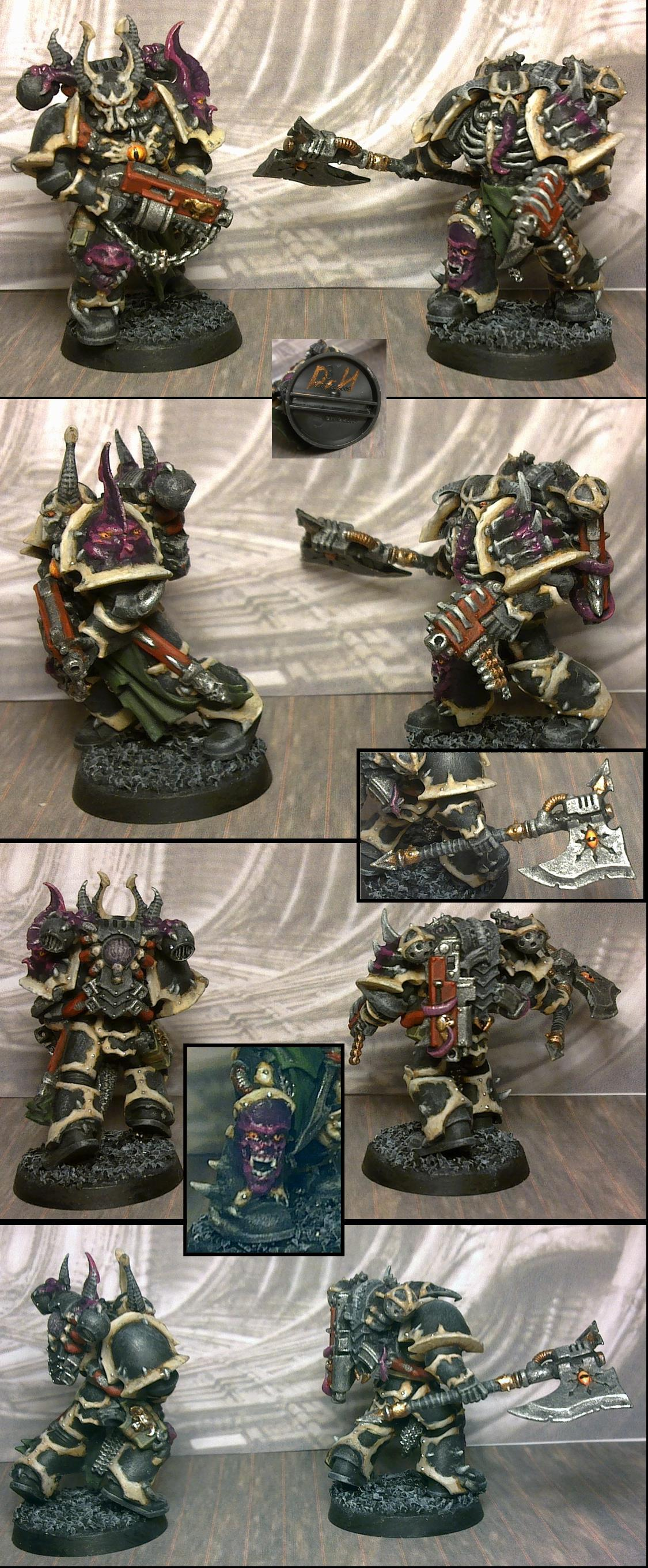 Dark Vengeance Chosen 1