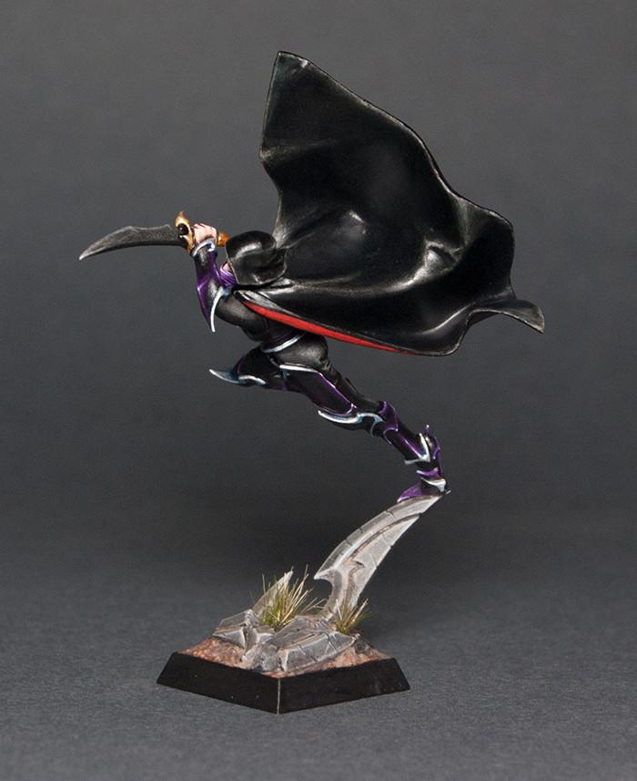 Assasin, Dark Elves, Shadowblade
