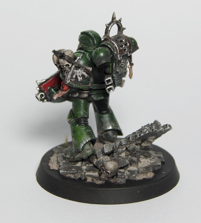 Astartes, Dark Angels, Space Marines, Tactical