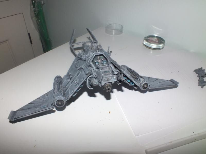 Avenger Strike Fighter Conversion Dark Talon Flyer Pip Sisters Of Battle & Avenger Strike Fighter Conversion Dark Talon Flyer Pip ...