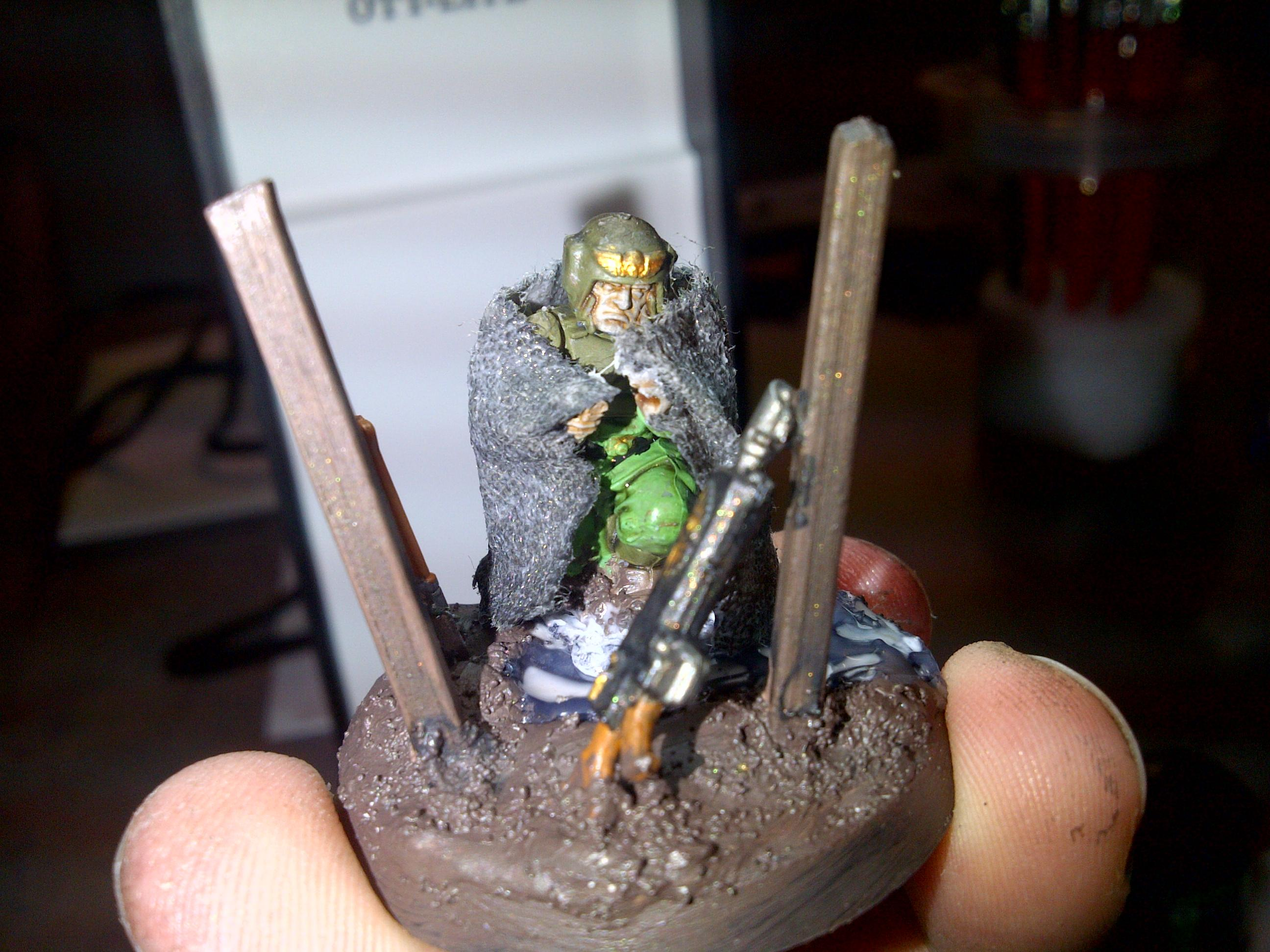 Accommodation, Competition, Diorama, Guard, Imperial, Imperial Guard, League, Marker, Objective Marker, Terrain, Thread