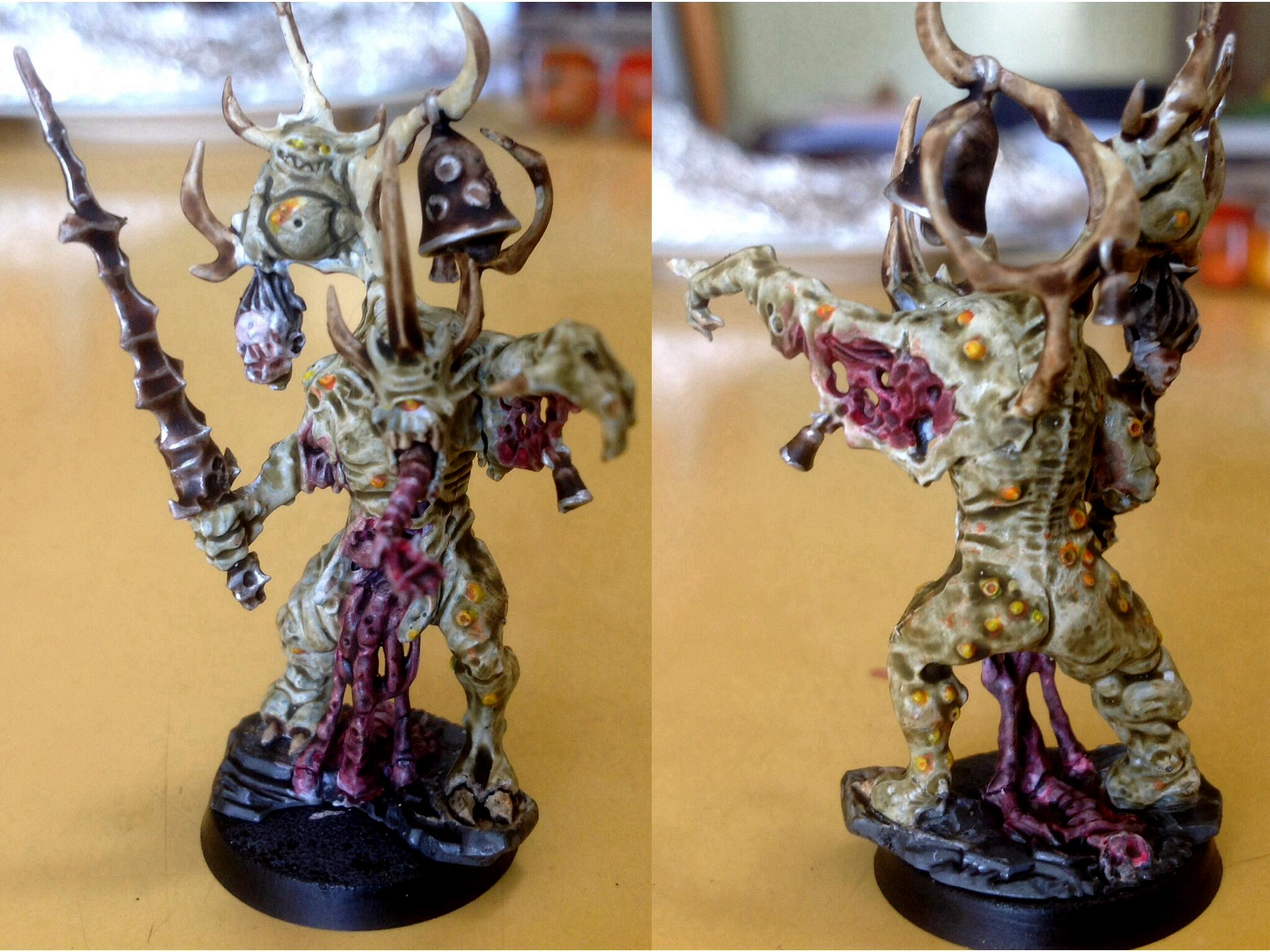 Herald of Nurgle