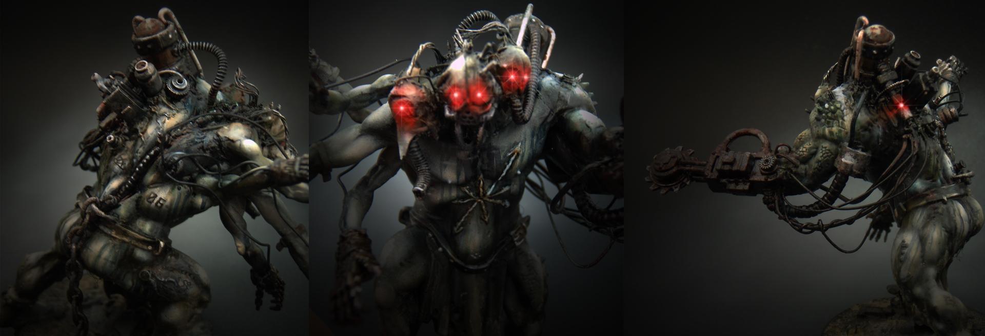 Chaos, Conversion, Mutant, Tweaked