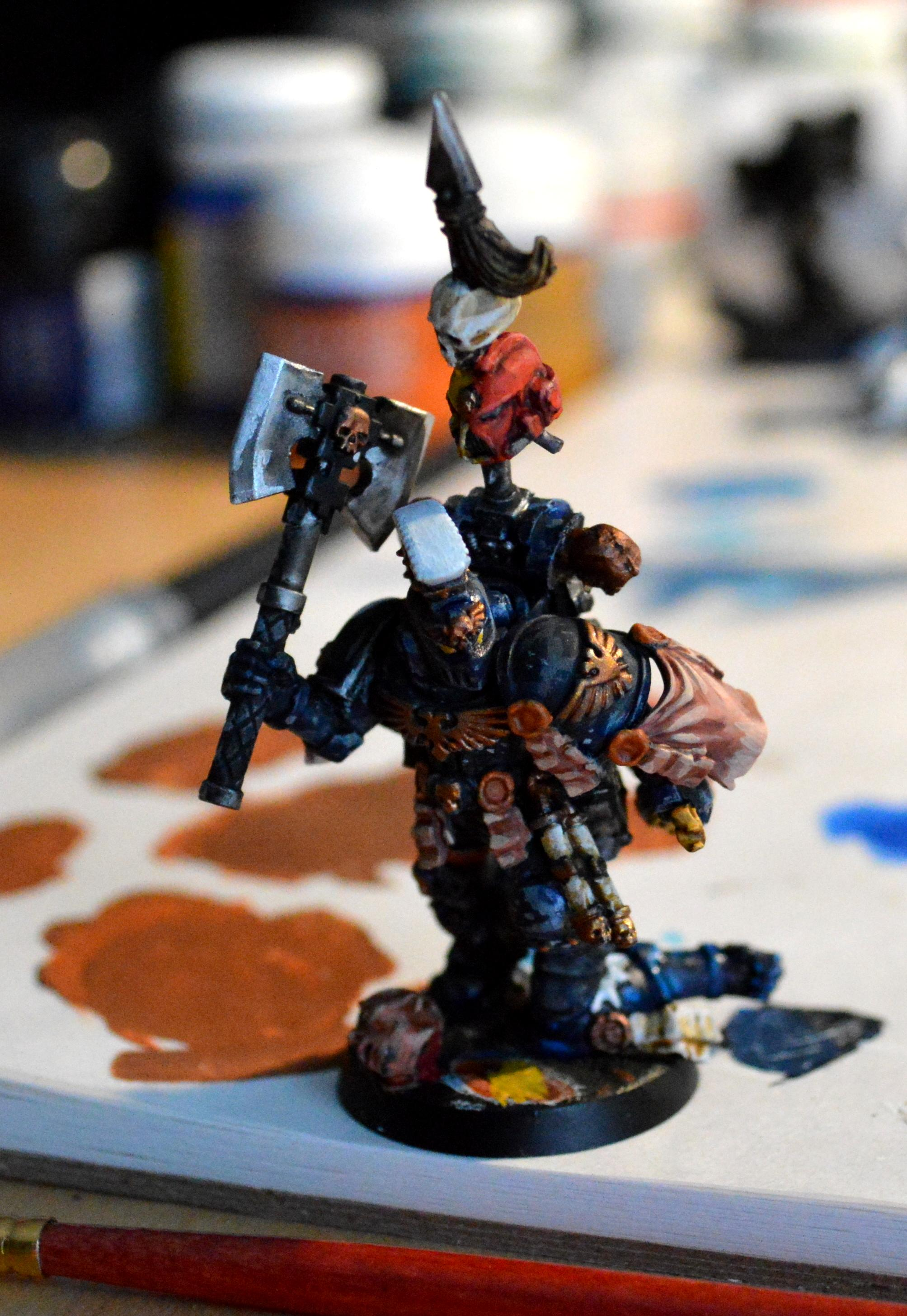Executioners Captain front
