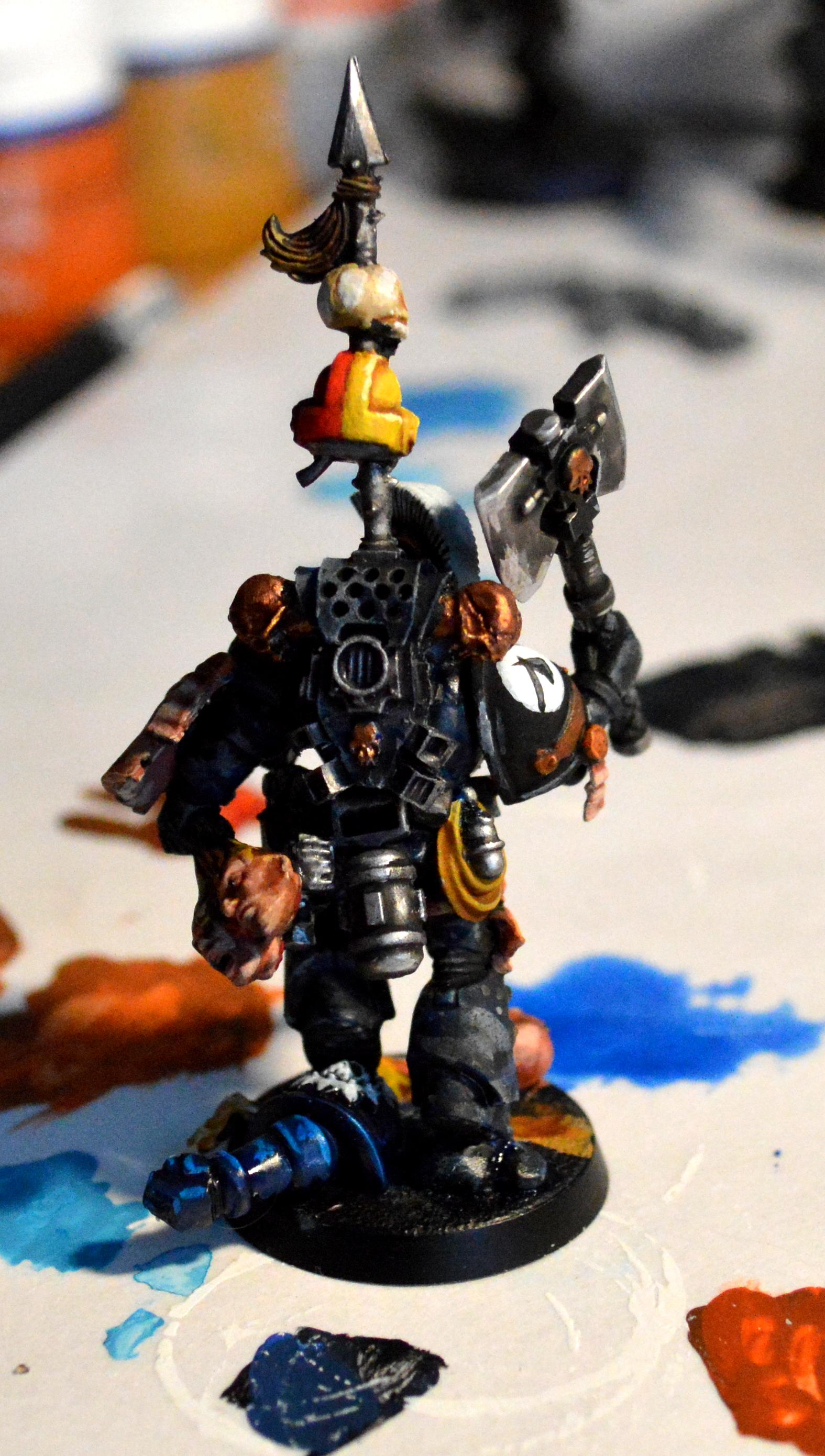 Executioners Captain rear