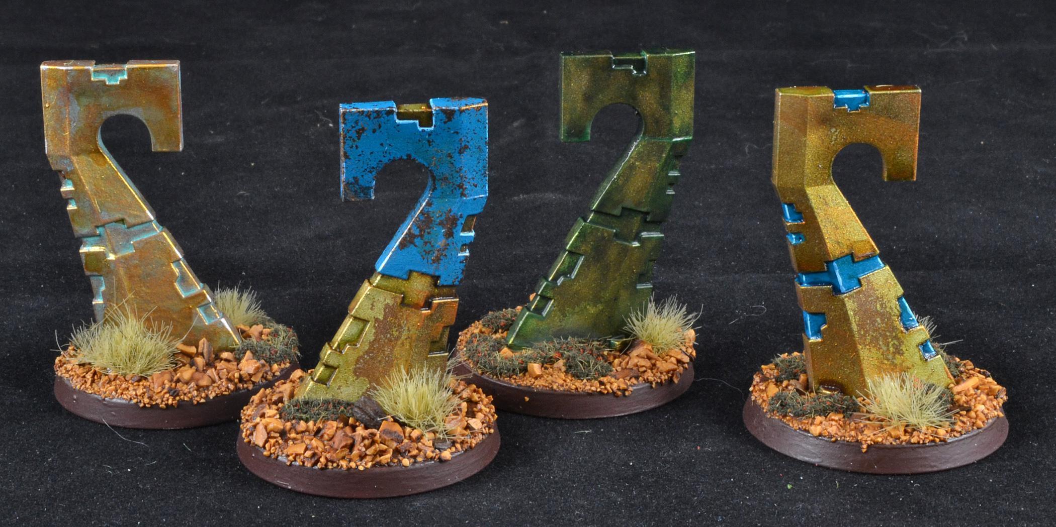 Necrons, Objective Marker, Warhammer 40,000
