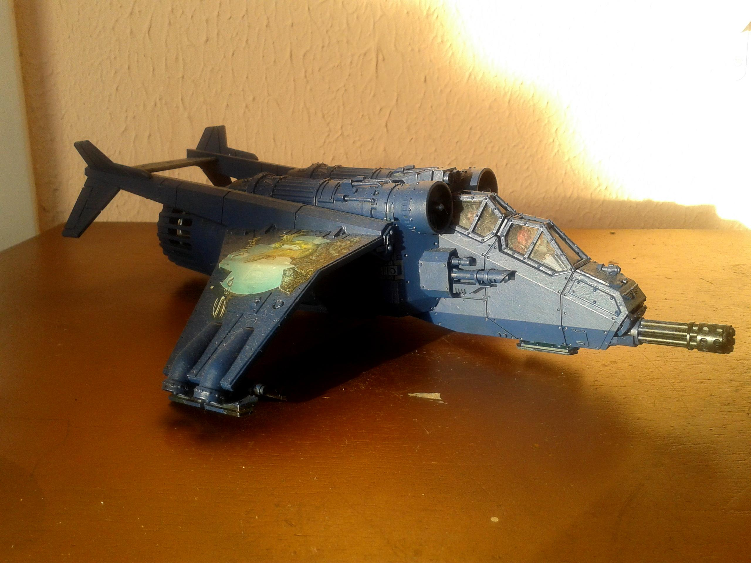 Aircraft, Conversion, Fighter, Firefly, Valkyrie