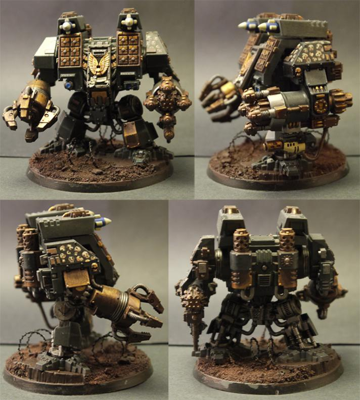 Dreadnought, Ironclad, Relictors, Siege, Space Marines