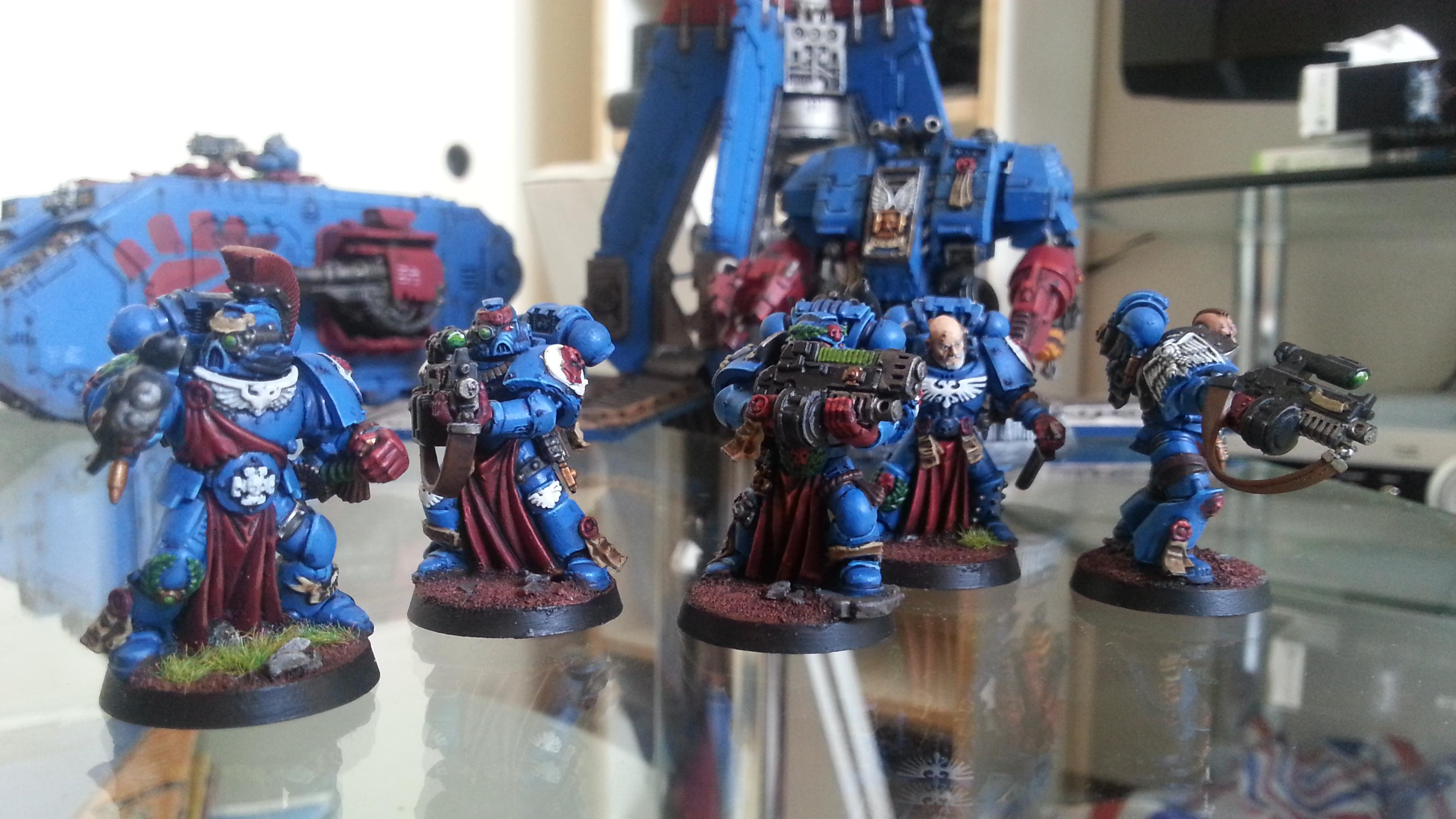 Crimson_fists Space_marines