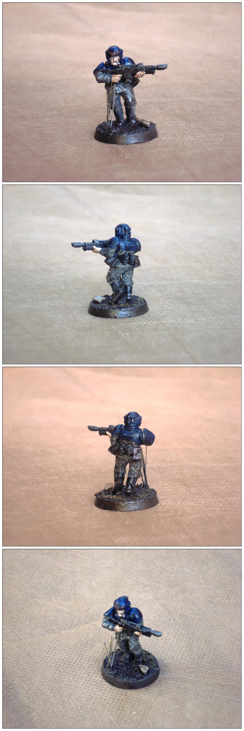 Imperial Guard, Trooper