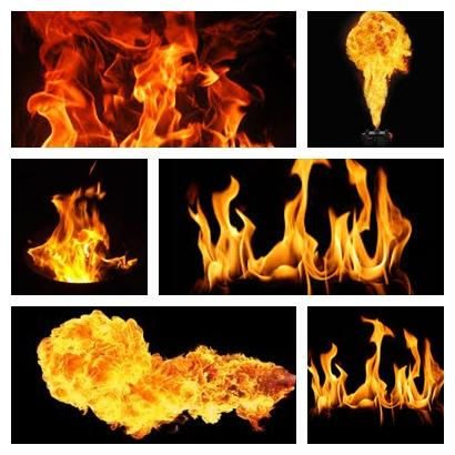 Fire, Flames, Elementary - Ref Pics: FIRE