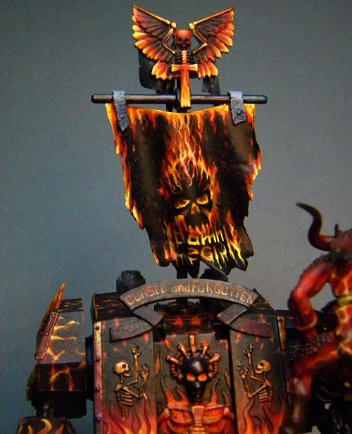 Dreadnought, Legion Of The Damned